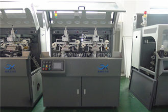 الصين Three Color Automatic Hot Stamping Machine , 3600Pcs / Hr Auto Stamp Machine المزود