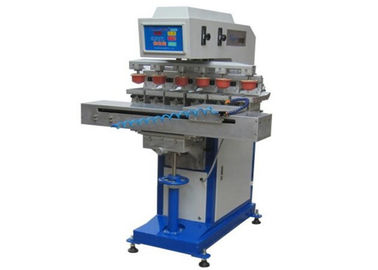 الصين 5 Bar Pad Print Machinery Gravure Plate Type Bill Automatic Pad Printer المزود