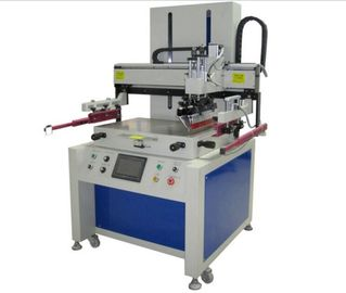 SX -6090V Semi Auto Electric Flat Screen Printing Machine with Vacuum