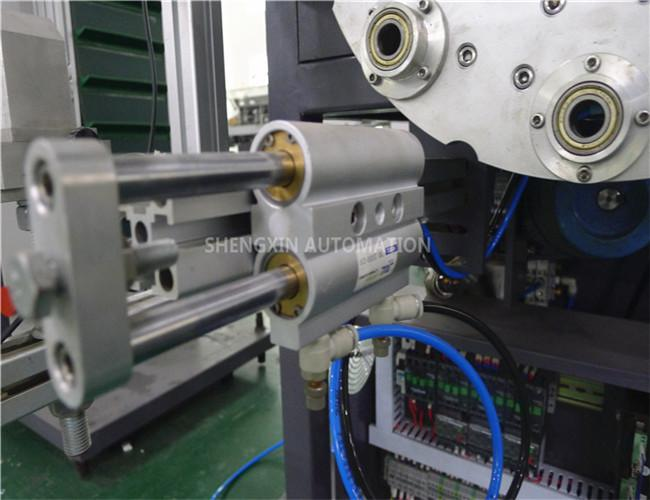 2.2Kw 220V Soft Tube Hot Foil Stamping Machine Cap Heat Press